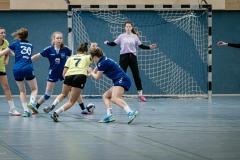 HSG wC vs TSV Bonn rrh.