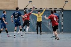 HSG He1 vs GFC Düren 99