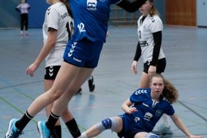 2020 03 11 HSG wC vs St. Tönis