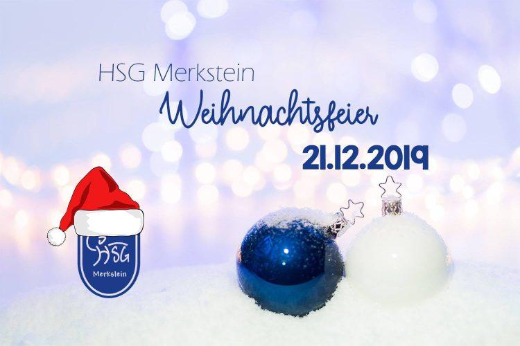 Weihnachtsfeier (21.12.2019)