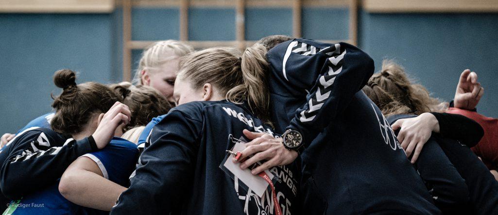 HSG Merkstein Da1 vs HC Cologne Kangaroos 22:24 (11:7)