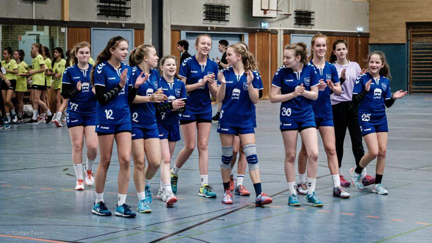 Weibliche C auf der Zielgeraden zum Saisonfinale