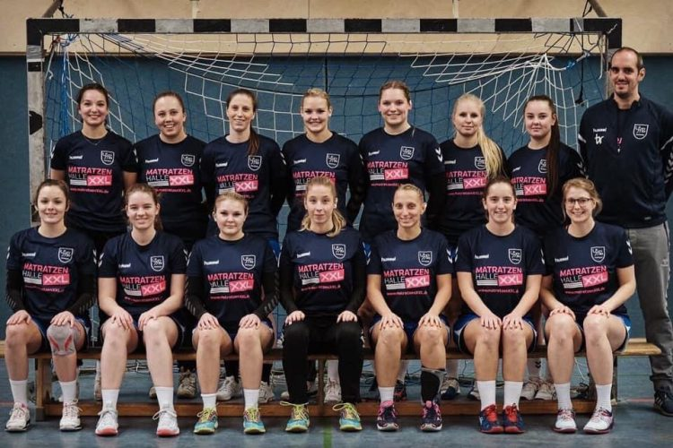 1. Damen steigen in Verbandsliga auf